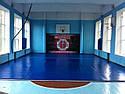 Борцовский ковер, маты 2*1м.толщ.3см.плотн.160, фото 4