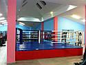 Боксерский ринг на помосте 6*6м, канаты 5*5м., фото 3