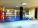 Боксерский ринг Ковер 5,5*5,5м, канаты 4,5м., фото 4