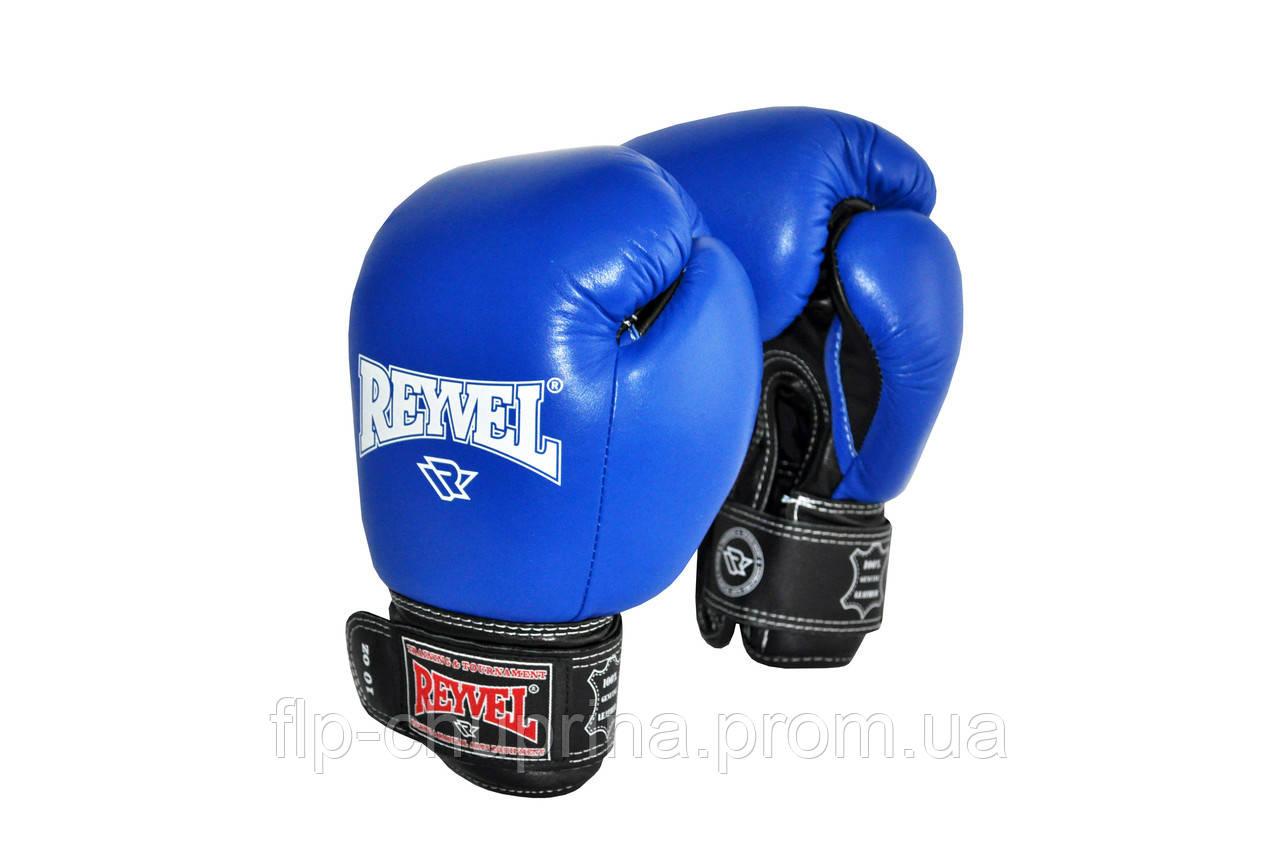 Перчатки боксёрские Reyvel  12 oz