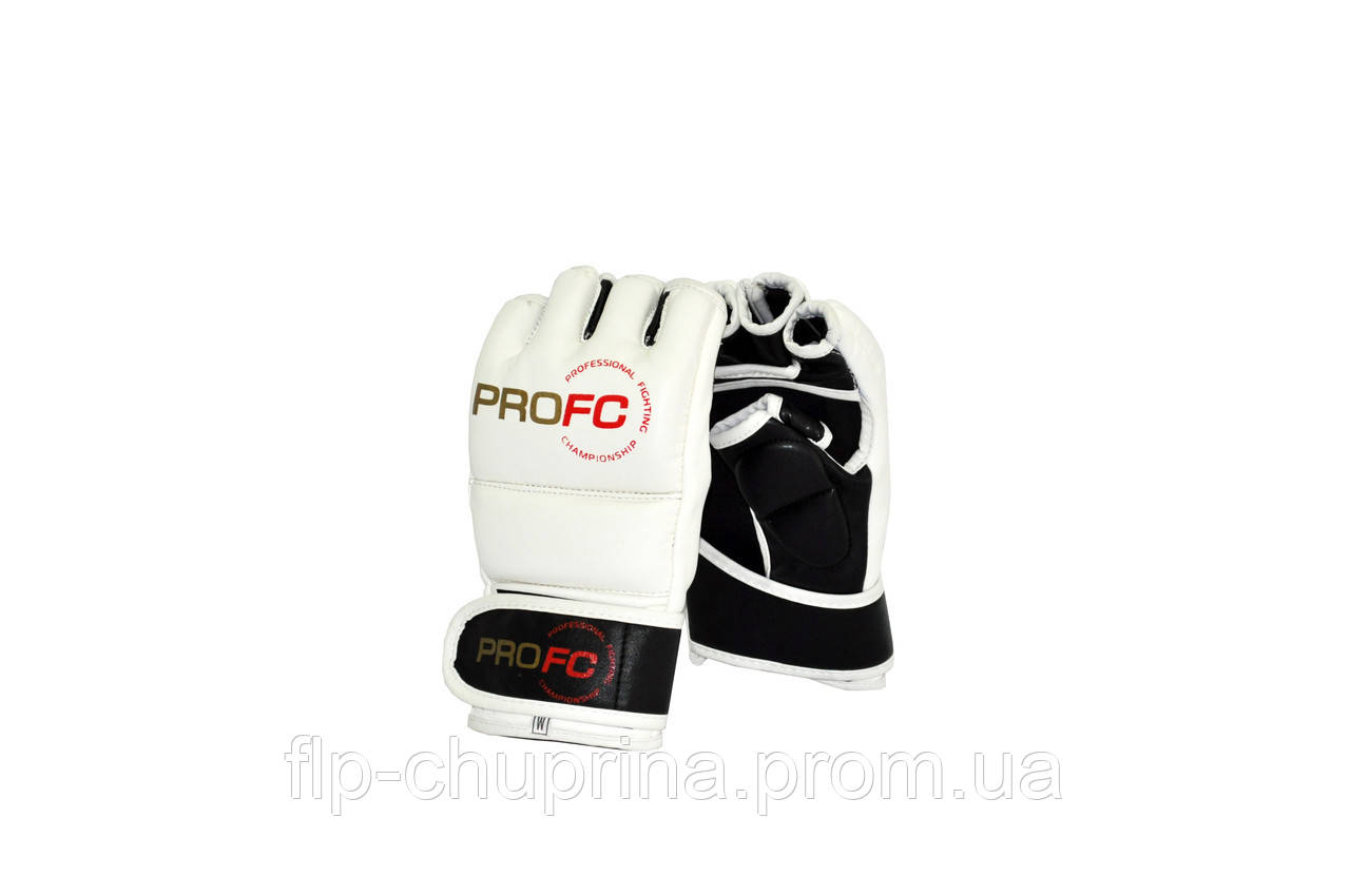 Перчатки боксёрские Lev Profc М4 S,M