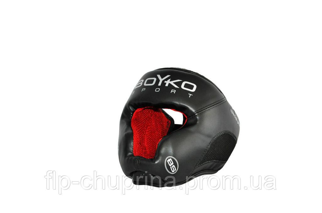 Боксёрский шлем с бампером Boyko
