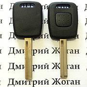 Корпус автоключа Ssang Yong (Сан Йонг) - 1 кнопка