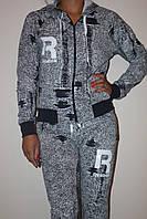 Трикотажный спортивный костюм Reebok