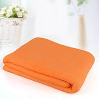 Полотенце Sport-comfort оранжевое