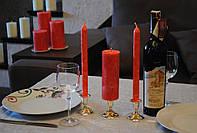 ЕКО-свечи из пальмового воска  ручной работы