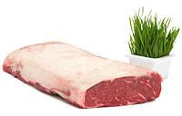 Американская охлажденная мраморная говядина. Стриплойн - StripLoin USDA Choice (тонкий край)