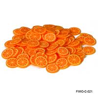"""Фимо нарезка """"Спелый апельсин"""""""