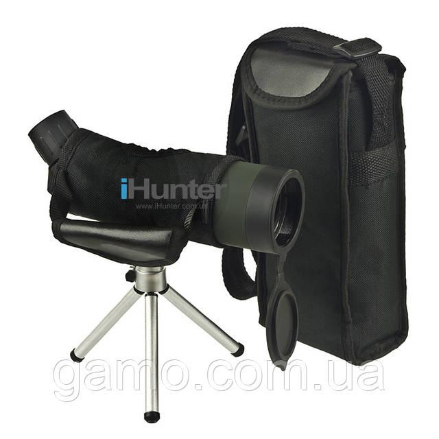 Зрительная труба для тира BUSHNELL 20x50 + миништатив, фото 2