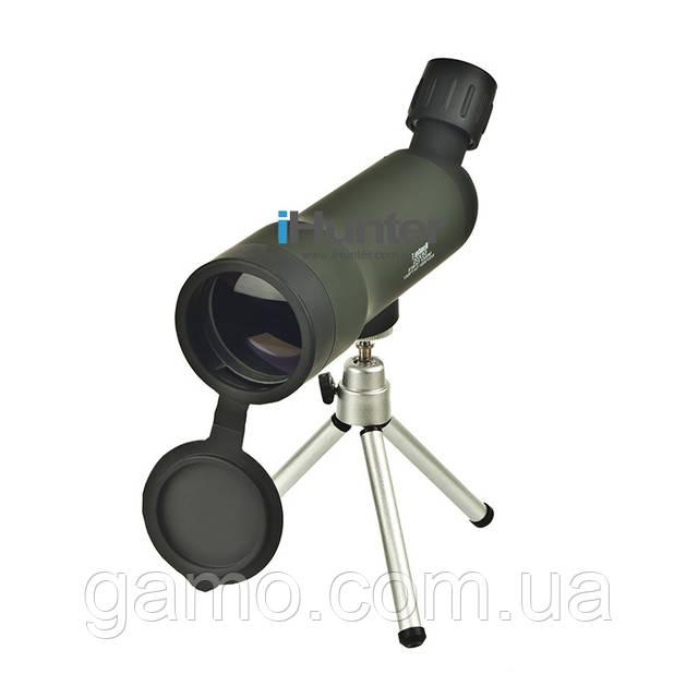 Зрительная труба для тира BUSHNELL 20x50 + миништатив, фото 3