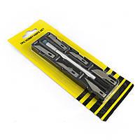 Нож канцелярский с лезвиями (6 штук)