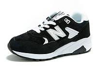 Женские кроссовки New Balance 580 черные