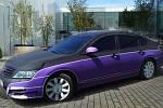 Пленка на авто брильянтовая пыль GrafiWrap® литая