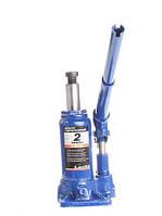 Домкрат бутылочный 2т 150/280мм чемодан Lavita JNS-02PVC