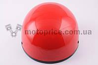 """Шлем-каска   """"DOT""""   (mod:803) (size:S, красный)"""