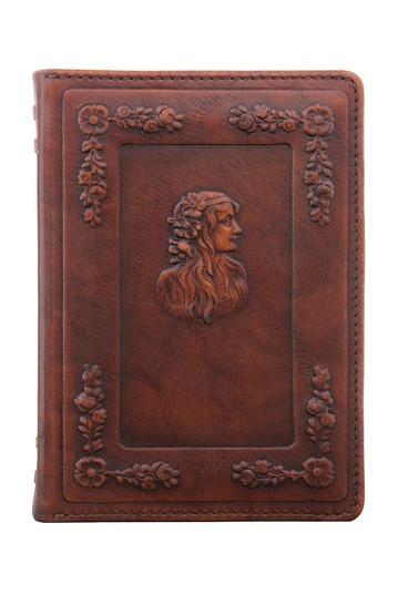 Шкіряні щоденники А6
