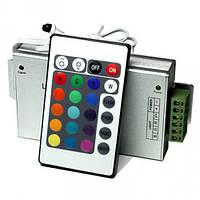Контроллер RGB ИК-датчик 24А IR (24 кнопки) №64