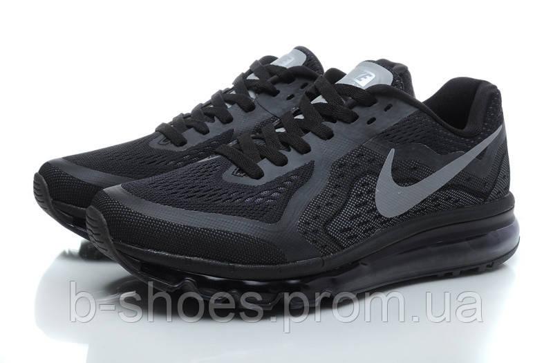 Мужские кроссовки Nike Air Max 2014 (Black)