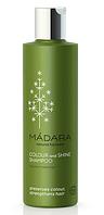 Органический шампунь Colour&Shine для окрашенных и химически обработанных волос Mádara