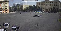 Triolan.Live - Харьков, площадь Свободы