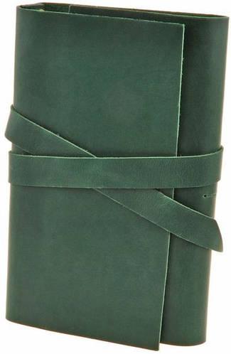 Оригинальный кожаный софт-бук Мысли о бамбуке BlankNote BN-SB-1-st-mob зеленый