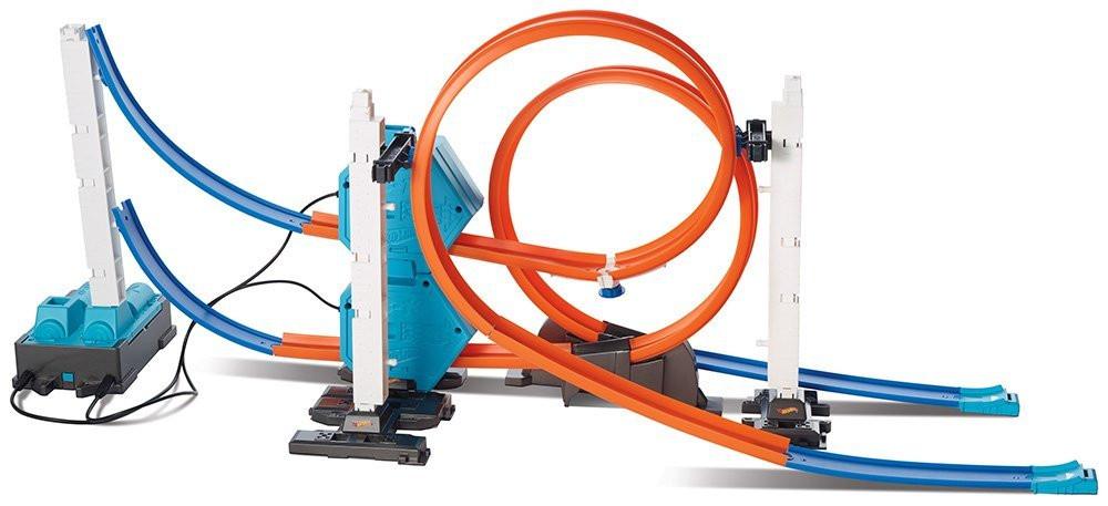 Трек Хот Вилс Hot Wheels Усилитель мощности Track Builder System Power Booster Kit