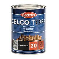 Sadolin CELCO TERRA Лак для пола (глянцевый) 10 л