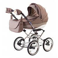 Детская коляска adamex lara retro eco