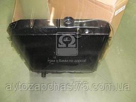 Радиатор Паз 3205 (алюминиевый, 2- х рядный) Производитель Дорожная карта, Харьков