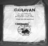Пакеты полиэтиленовые майка №2 караван, 24х43см /уп.250шт