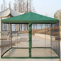 Павильон садовый DU-171, зелёный