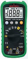 MS8238CCE12 Mastech Измерение напряжения и тока: 200 mV...600 V/ 200 µA...10 A