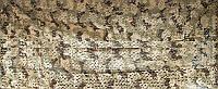 Сетка маскировочная MIL-TEС ПВХ 80% затемнения желтая