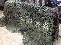 Сетка маскировочная MIL-TEС ПВХ 80% затемнения зеленая