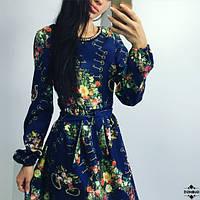 Стильное платье в пол от производителя
