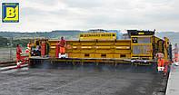 Комбинированные укладчики литого асфальта Linnhoff & Henne GbmH & Co. KG