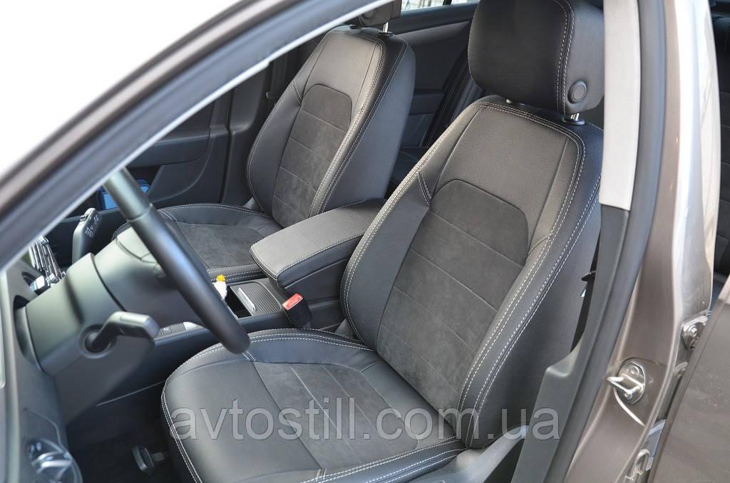 Автомобільні чохли Volkswagen Passat B7 2010-2015