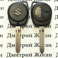Автоключ для SUZUKI (Сузуки) SWIFT 2 - кнопки  с чипом ID46 и микросхема 315 MHZ