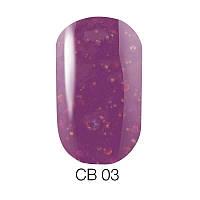 Гель-лак для ногтей Naomi Candy Bar Collection СВ-03