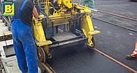 Укладчики литого асфальта для трамвайных путей Linnhoff & Henne GbmH & Co. KG