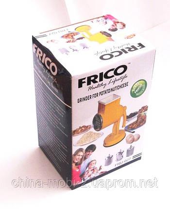 Терка ручная FRICO FRU-027 орехи, сыр, овощи, фото 2