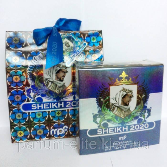 Женская нишевая восточная парфюмированная вода My Perfumes Sheikh 2020 100ml