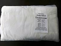 Полотенце одноразовое гладкое 40 см х70 см (50 шт. нарезанные)