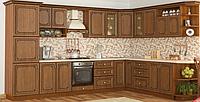 "Модульная кухня ""Гранд"" 2000-2600 Мебель-Сервис /  Кухня класика Гранд 2000-2600 Мебель-Сервіс"