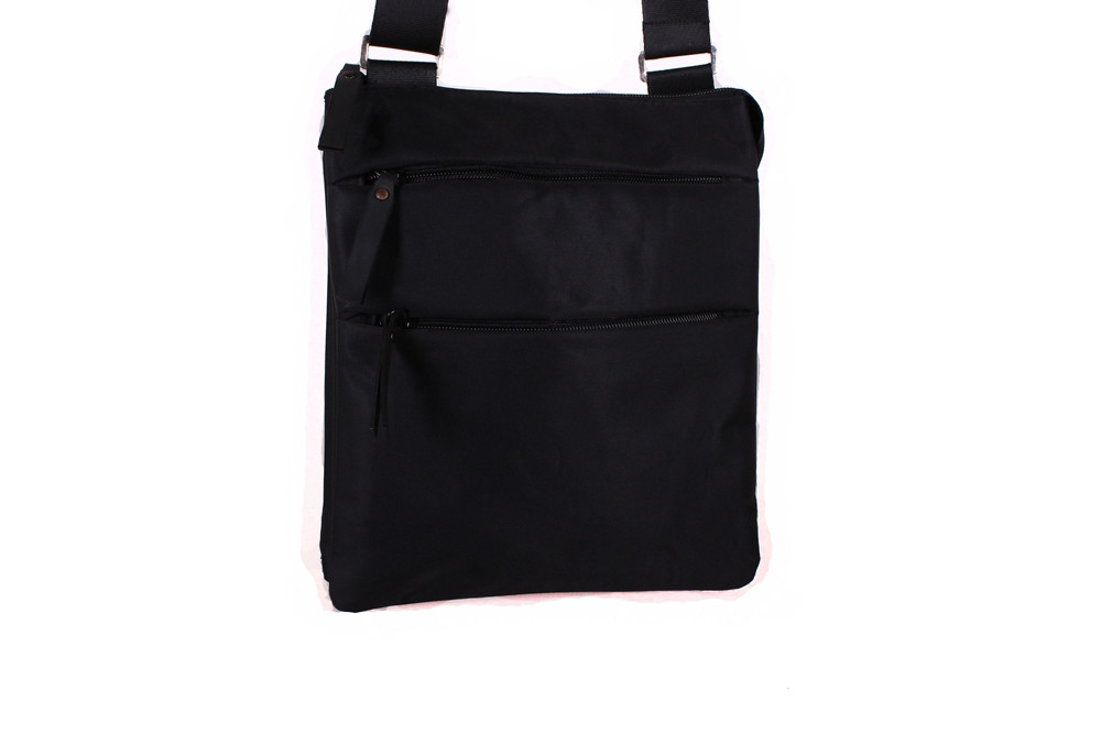 Мужская текстильная сумка 301311 черная