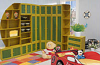 Детская модульная мебель Злата