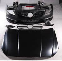 Обвес Mercedes-Benz CLS-class(W218) стиль AMG