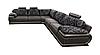 Стильный угловой диван Белладжио , фото 3