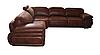 Стильный угловой диван Белладжио