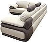 Стильный угловой диван Белладжио , фото 8